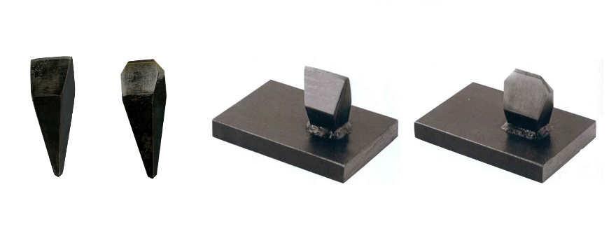 Taglioli per mosaico in acciaio temperato o con tagliente in widia